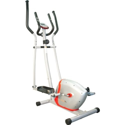 Easy fit by weslo v lo elliptique gear 120 cardio training - Roue d inertie velo elliptique ...