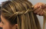 Aprenda a fazer a trança cascata para caprichar no penteado e fugir do liso (Glamour)