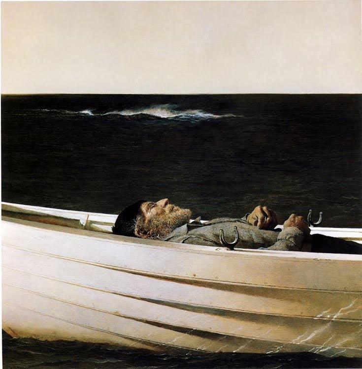Adrift, de Andrew Wyeth