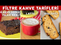 Evde Yapabileceğiniz En Güzel Kahve Eşlikçileri: Islak Kek & Biscotti / Sıcak Çikolata Tarifi - Yemek.com