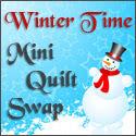Winter Time Mini Quilt Swap