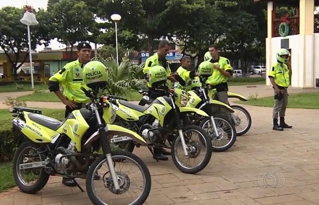 STJ determina suspensão do Simve por considerar programa inconstitucional em Goiânia, Goiás (Foto: Reprodução/TV Anhanguera)