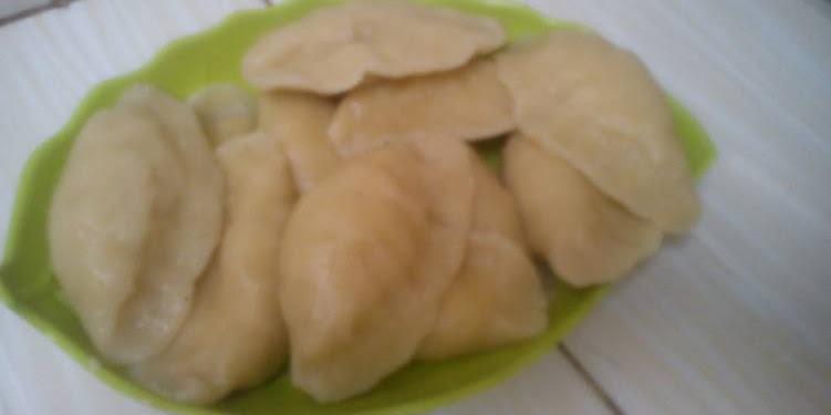 Resep Pempek Dos ( Pempek Tanpa Ikan) Oleh Ridha's Kitchen