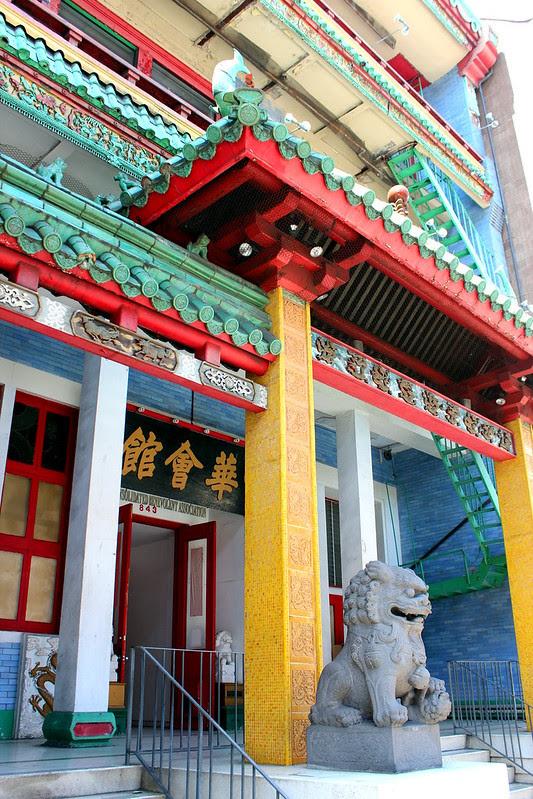 China Town SF