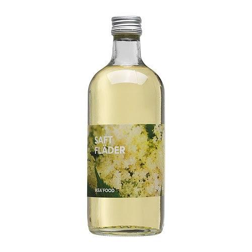 SAFT FLÄDER Elderflower syrup IKEA
