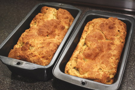 Improved recipe for gluten-free, yeast-free bean bread ...