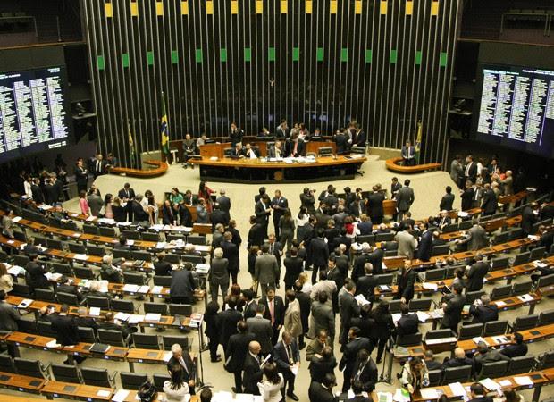 Congresso aprova Orçamento 2015 (Foto: Joel Rodrigues/Frame/Estadão Conteúdo)