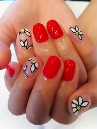 Día de San Valentín Ideas de uñas de arte 2013
