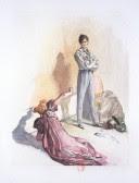 [Pl. en reg. p.70 :] Henri regarda cette fille sans trembler, et ce regard sans peur la combal de joie. [Cote : Res g Y2 29/Microfilm R 132628]