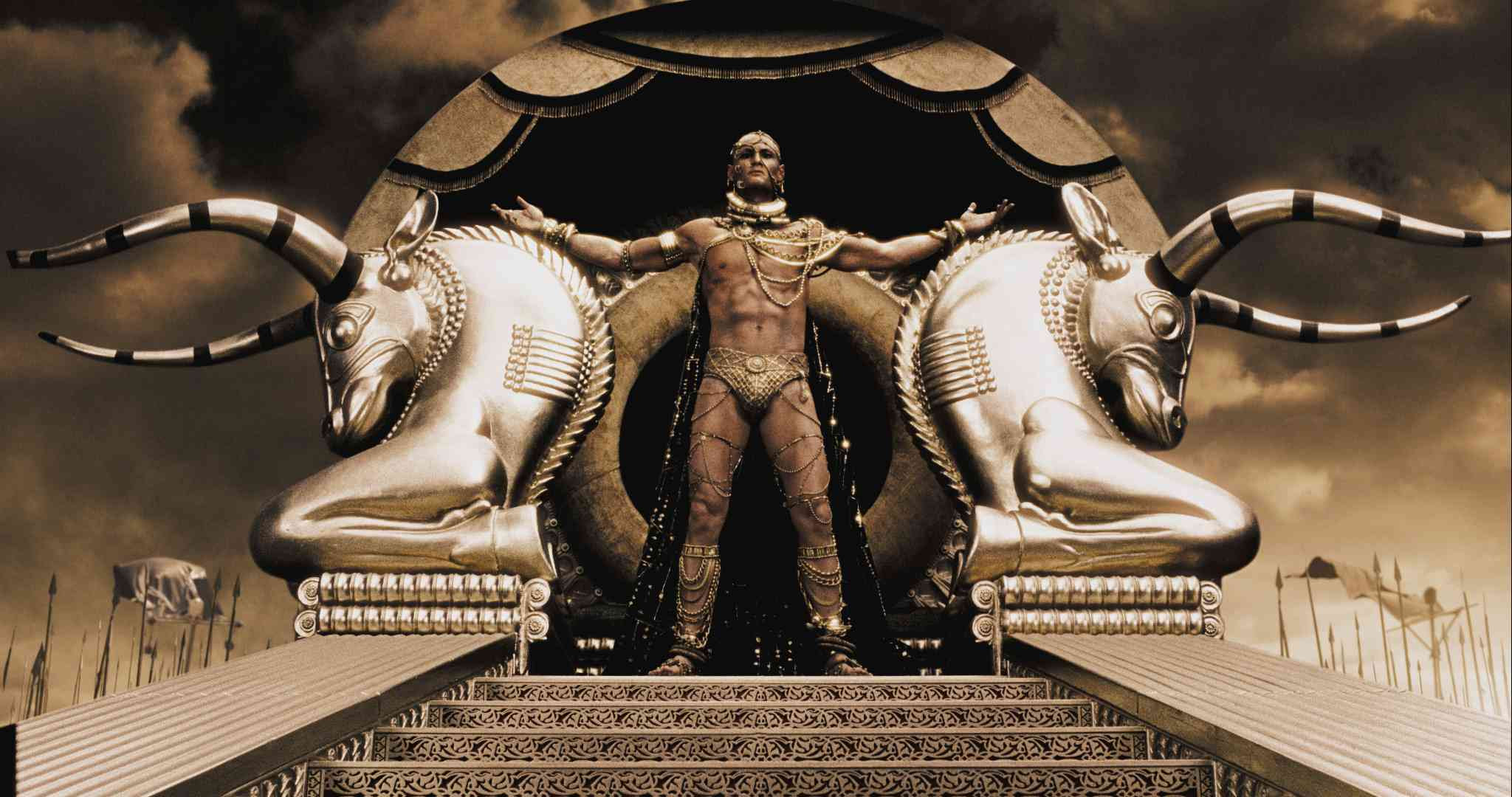 Rodrigo Santoro Plans to Reprise Xerxes In New \u2018300
