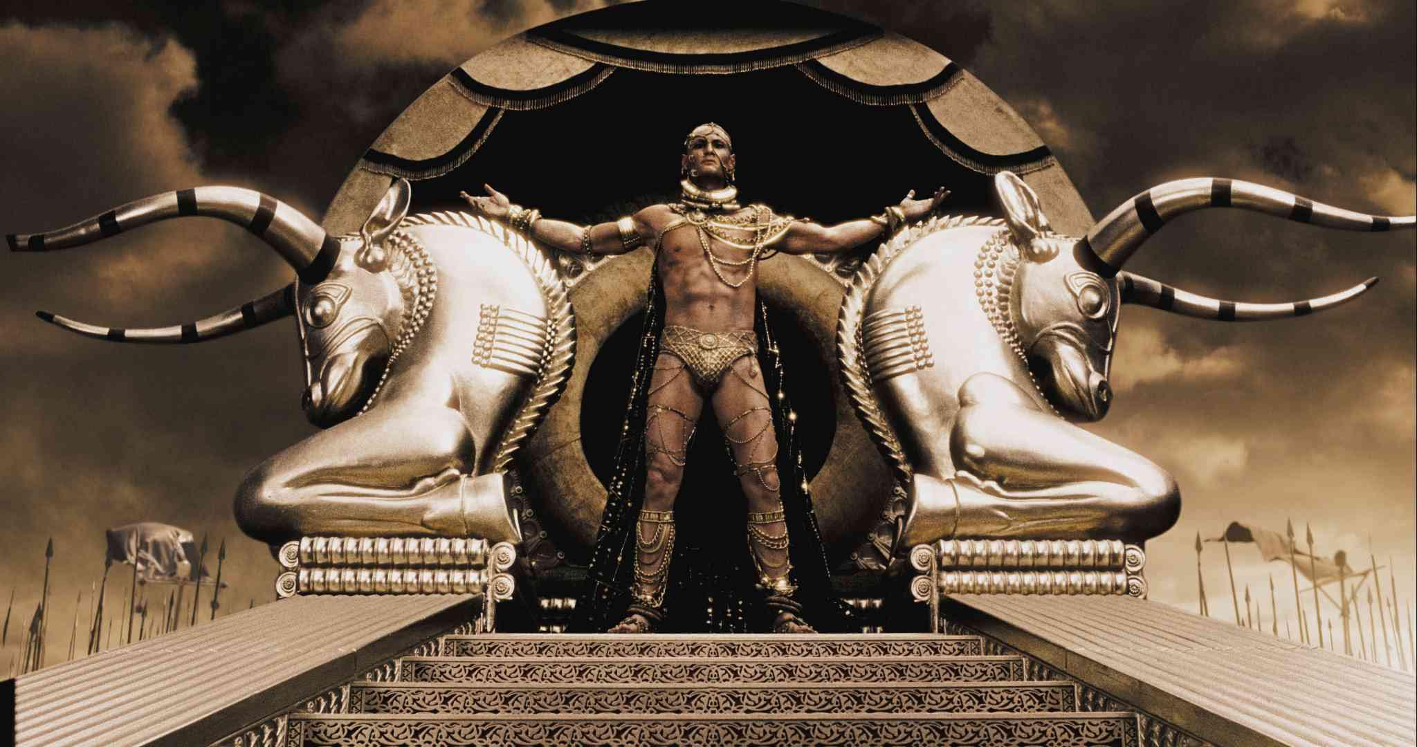 Rodrigo Santoro Plans to Reprise Xerxes In New \u2018300