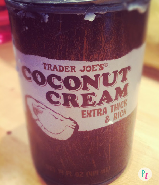 trader joes coconut cream review