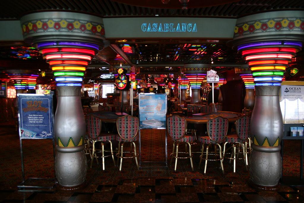 Carnival Elation - Casablanca Casino