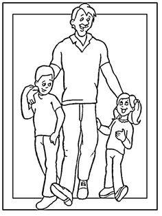 Babalar Günü Boyama