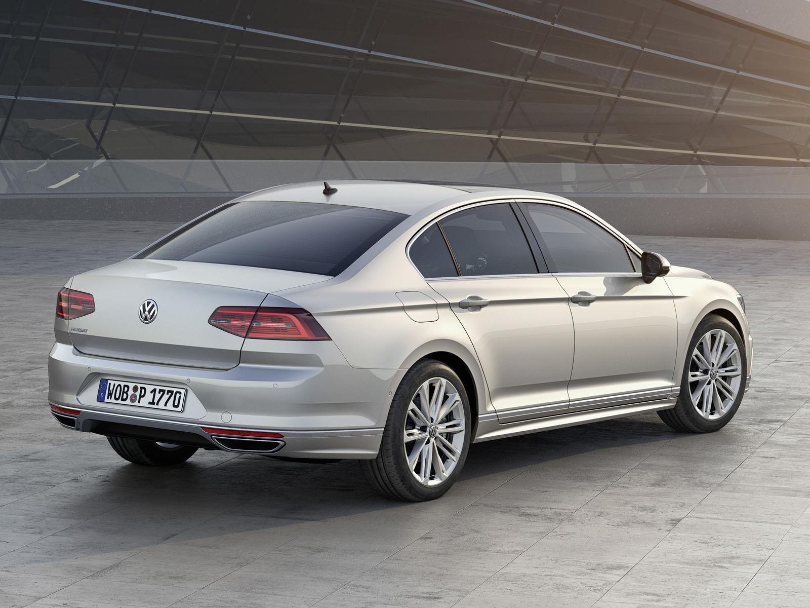 Volkswagen Passat 2015 se presenta - Autocosmos.com