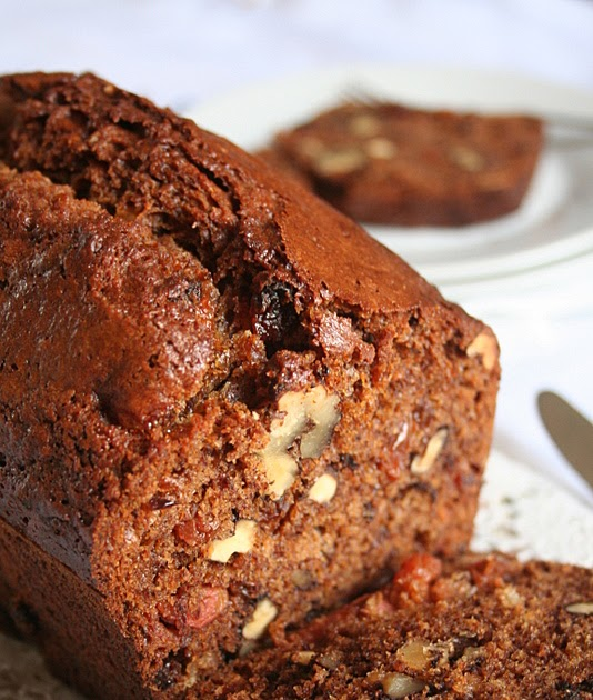 Gateau Cake Raisin Sec
