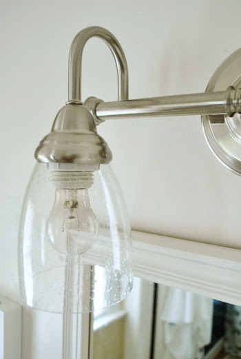 Bathroom Light Replacement Globes