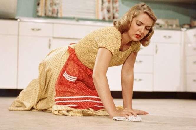 Fazer trabalho doméstico é ruim para a saúde