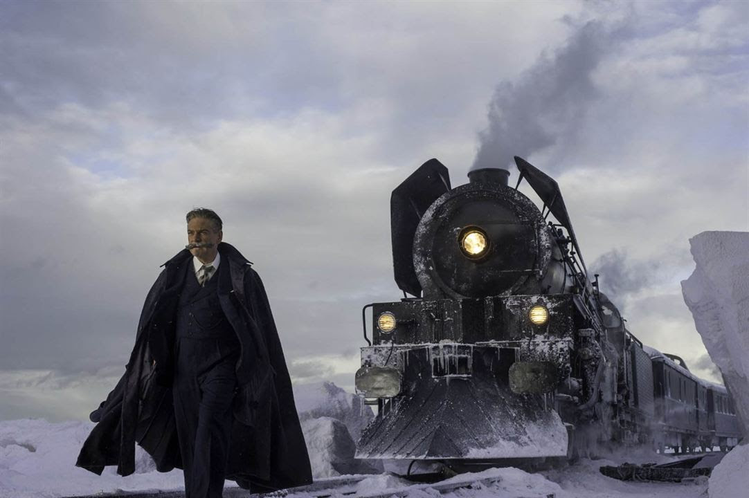 Le Crime de l'Orient-Express : Photo Kenneth Branagh