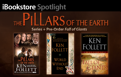 iBookstore Spotlight: The Pillars of the Earth Series