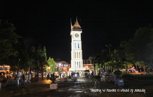 Indonesia - Sumatera - Bukittinggi - Jam Gadang