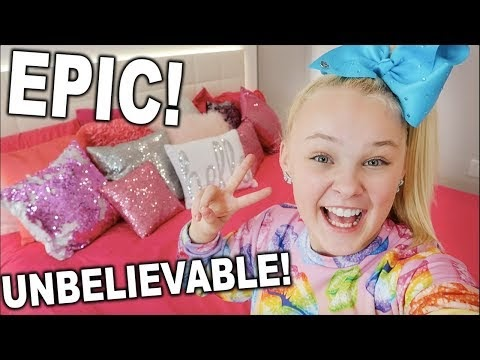 Nickalive Tour Of Jojo Siwa S Room Jj S World