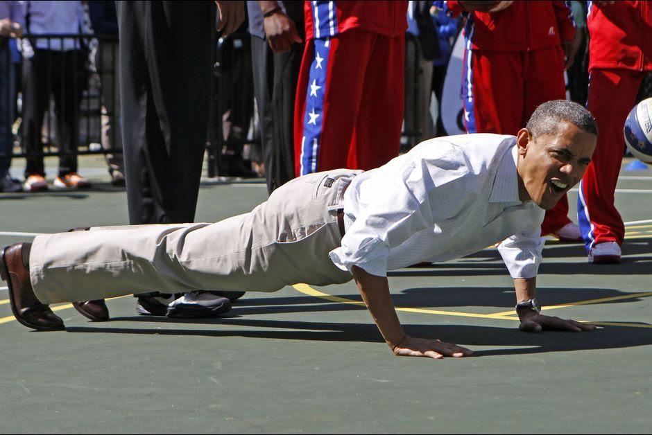 """Résultat de recherche d'images pour """"obama sport"""""""