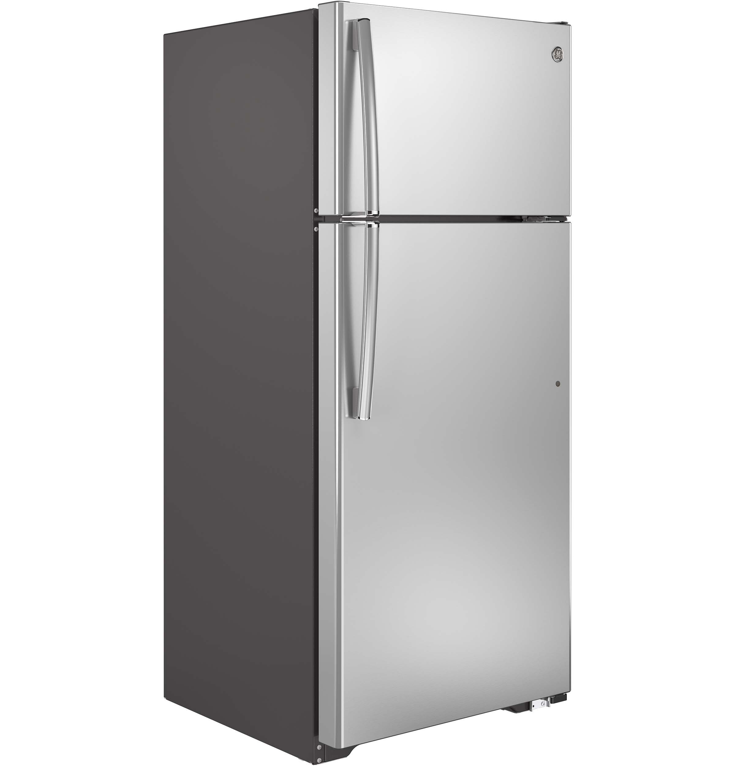 GE ENERGY STAR 17 5 Cu Ft Top Freezer Refrigerator