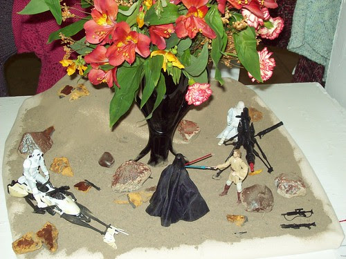 Erie County Fair: Dioramas and Place Settings I
