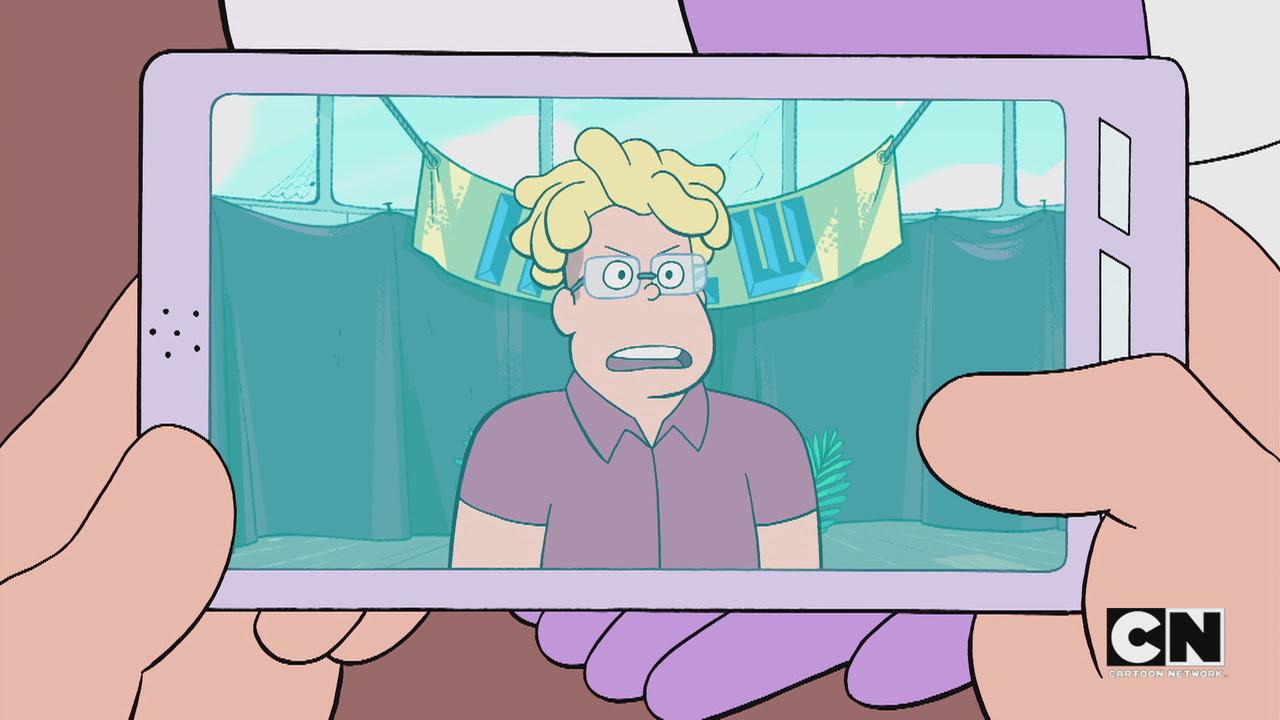 [SPOILERS] Steven Universe S04E17 Rocknaldo