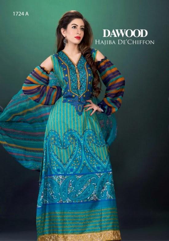 Hajiba-De-Chiffon-by-Dawood-Lawn-Double-Shade-Lawn-Prints-New-Fashion-2013-2014-7