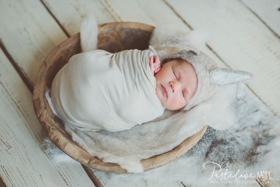 fotografia noworodkowa karków