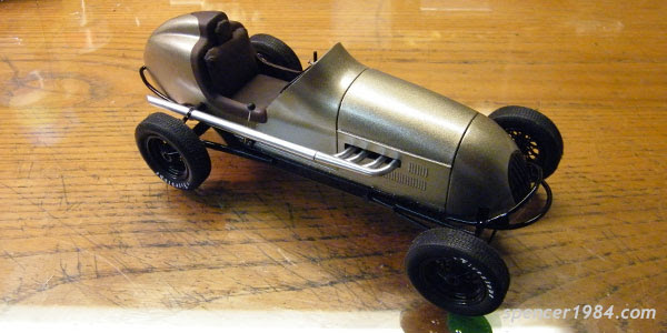 Blonde Comet Open Wheel Racer Finished Pics Scale