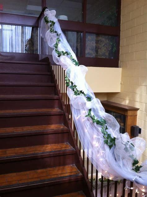 12 best wedding railing images on Pinterest   Banisters