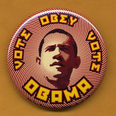 vote. obey. vote