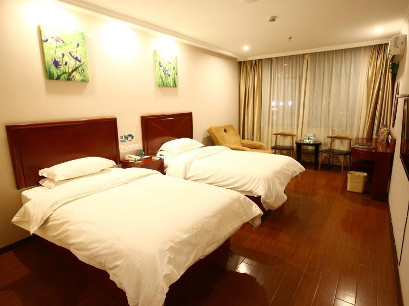 GreenTree Inn Linxi Pingyi Mengyang Road Express Hotel Reviews