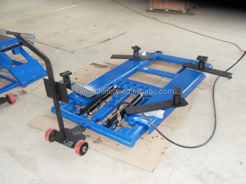Finestre antisfondamento ponte sollevatore auto portatile for Ponti sollevatori per auto usati