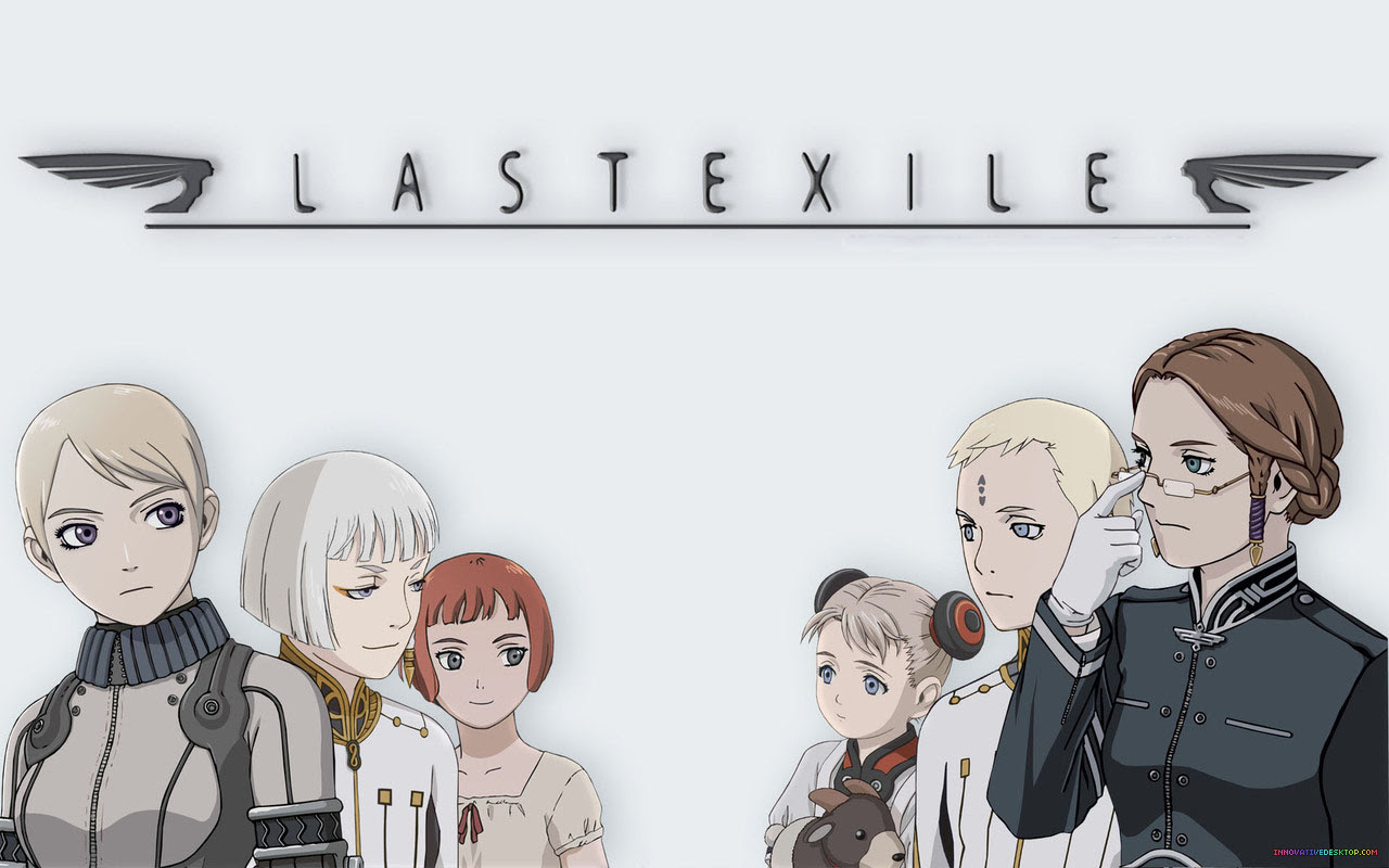 Last Exile Last Exile 壁紙 25310504 ファンポップ