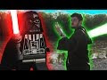 Real Life Lego Star Wars Battle - Video