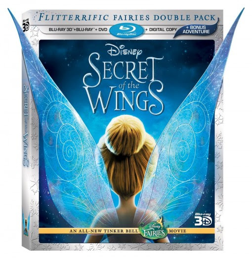 Secret of the Wings DVD/Blu-ray