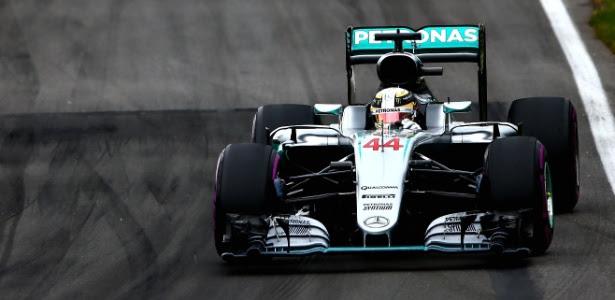 Lewis Hamilton chegou à segunda vitória no ano