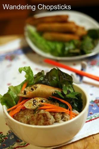 Cha Gio Chay (Vietnamese Vegetarian Egg Spring Rolls) 20