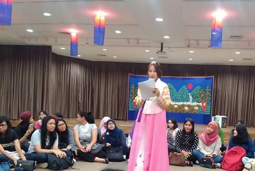 Kemeriahan Seollal Hadir di Indonesia  Republika Online