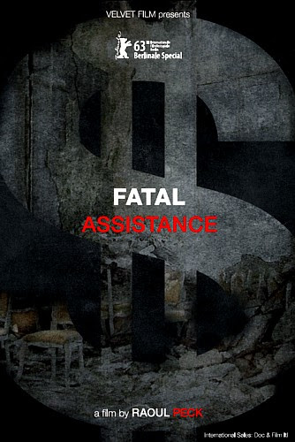 Stills from Fatal Assistance by Raoul Peck