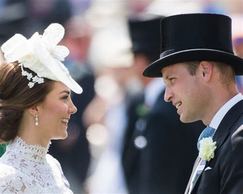 Kate Middleton?s Royal Ascot Dress Resembles Her Wedding Gown