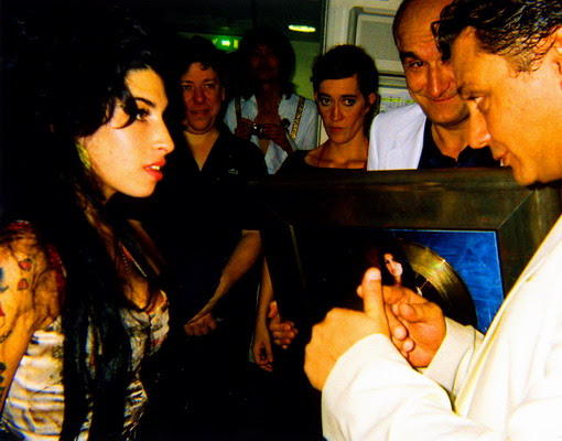 Paris Party Amy Winehouse Rehab Concert 10 ans AZ Bobino Disque d'or