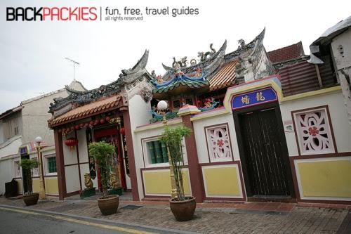 melaka chinese temple