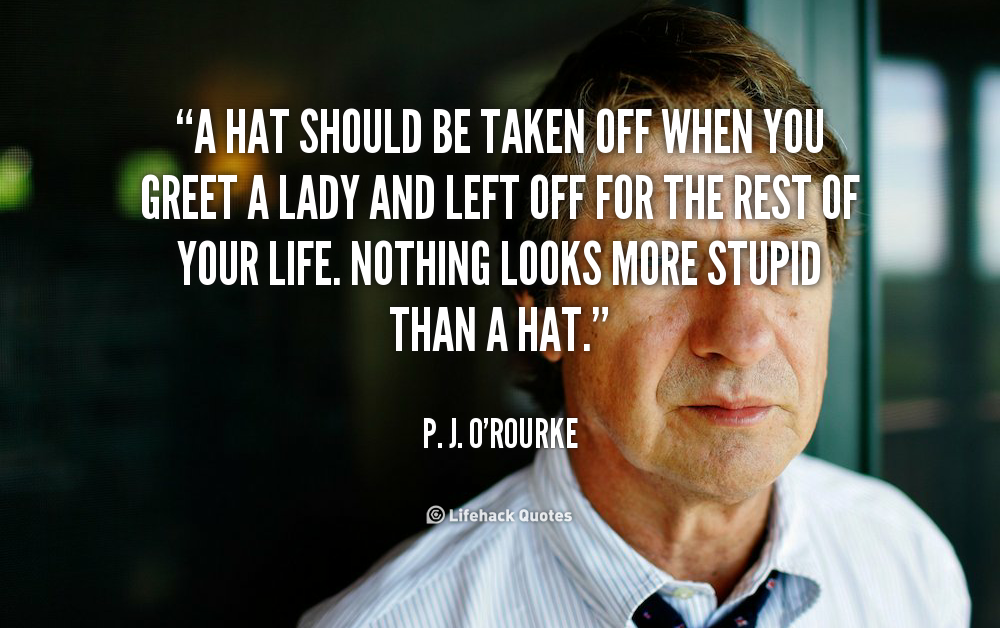 Hats Off To You Quotes. QuotesGram