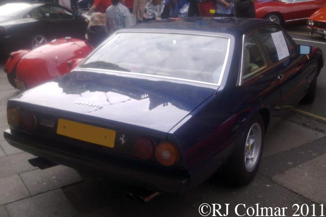 Ferrari 400i, Bristol IAMF