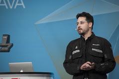 Stephen Chin, Java Technical Keynote, JavaOne 2013 San Francisco